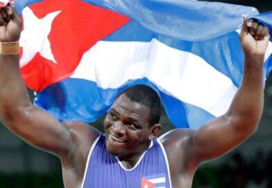 Mijaín López es uno de los mejores deportistas cubanos en Juegos Olímpicos