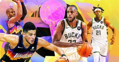 Bucks de Milwaukee y Suns de Phoenix se enfrentarán en las Finales de la NBA 2021.