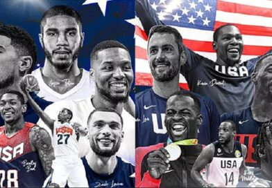 """USA Basketball es el gran favorito para ganar el oro en los Juegos Olímpicos de Tokio 2020, pero los tiempos del """"Equipo de Ensueño"""", paseando por Barcelona y Atlanta, quedaron, definitivamente, en el pasado."""