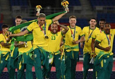 Brasil fue uno de los mejores equipos latinoamericanos en los Juegos Olímpicos Tokio 2020.