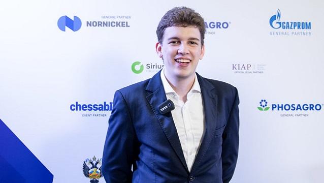 El Gran Maestro polaco Jan-Krzysztof Duda (2738) derrotó a Sergery Karjakin (2757) en el match final y se proclamó campeón de la Copa Mundial de ajedrez 2021