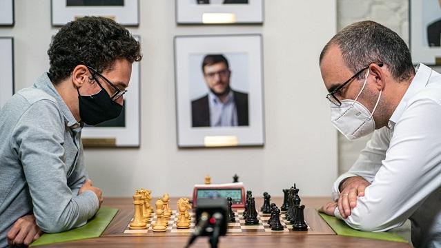 El Gran Maestro Leinier Domínguez comenzó muy bien, pero terminó de la peor forma posible la primera fase del torneo Rápido & Blitz San Luis 2021