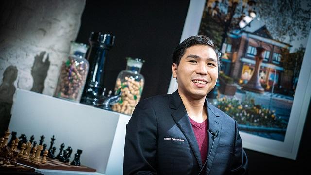 Wesley So ganó el Grand Chess Tour 2021 y recibió 100.000 dólares.