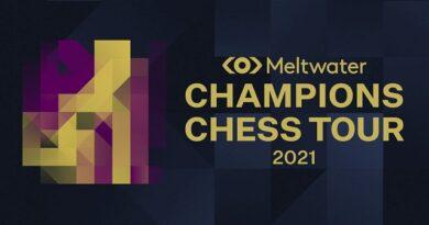 El Gran Maestro Leinier Domínguez perdió el segundo match de cuartos de final por 1-3 ante Vladislav Artemiev y quedó eliminado del Aimchess US Rapid, novena parada del Grand Chess Tour.