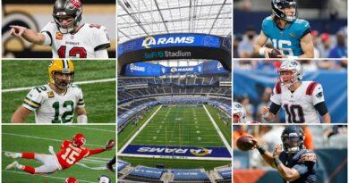 La temporada 2021 de la NFL comenzó de la misma forma que concluyó el Super Bowl LV: con un triunfo de los Bucaneros de Tampa Bay