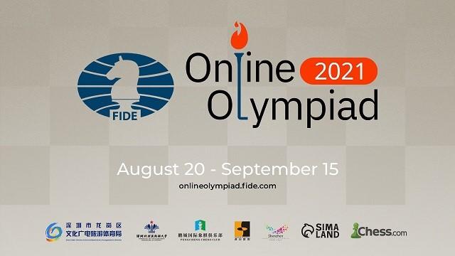 ajedrez cubano, Olimpiada online ajedrez, resultados olimpiada ajedrez