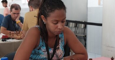 Yaniela Forgás ha ganado sus cinco partidas en la Olimpiada online de ajedrez